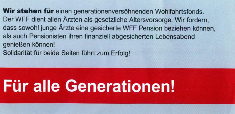 für alle Generationen